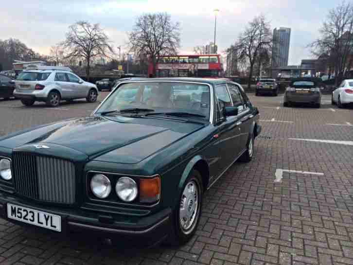 Beautiful Bentley Brooklands with Full Service History
