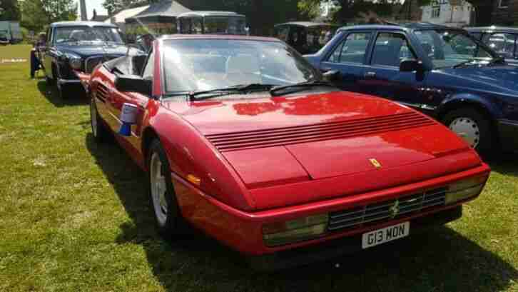 Beautiful Mondial T Cabriolet