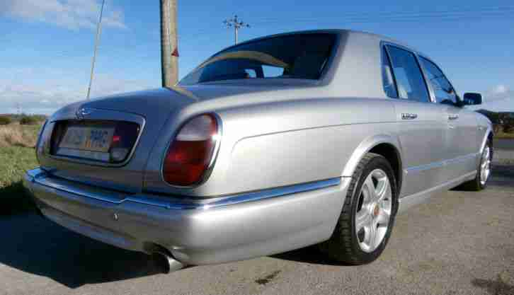 Bentley Arnage ( 1 previous owner, Bentley service history ) P/X Welcome