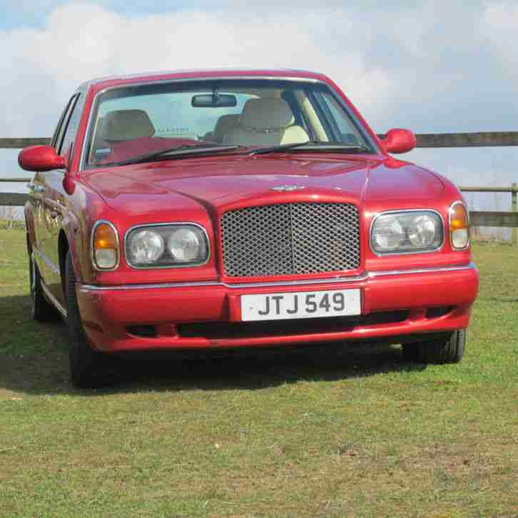 Bentley Arnage 4.4 V8 Auto 54000. Car For Sale