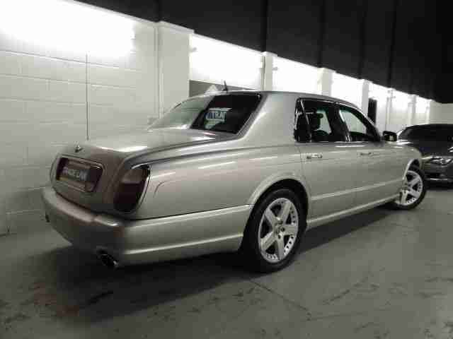 Bentley Arnage 6.8 4dr (LWB) Rare Black Label Edition PETROL AUTOMATIC 2002/02