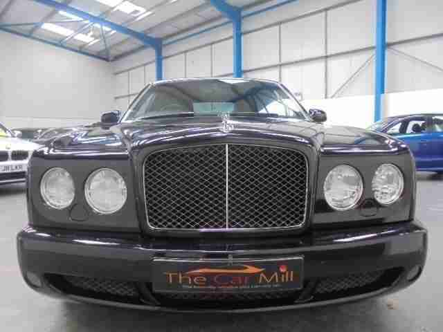 Bentley Arnage 6.8 ( 500bhp ) auto T