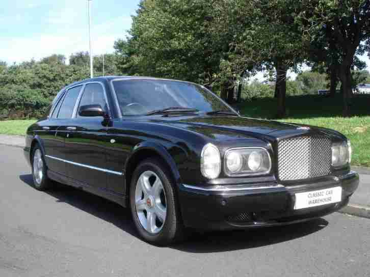 Arnage 6.8 auto Red Label