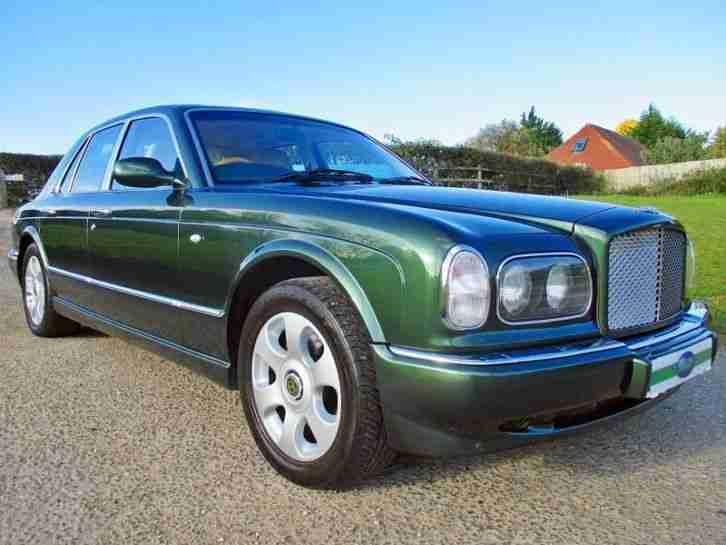 Arnage Saloon Green Label 4dr Auto