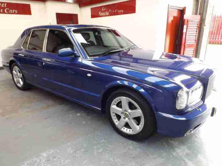 Arnage T 6.8 Automatic Stunning