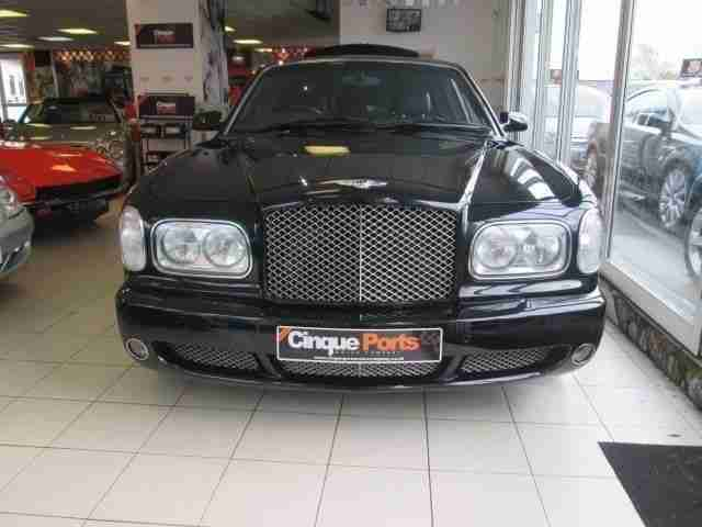Arnage T PETROL AUTOMATIC 2002 52