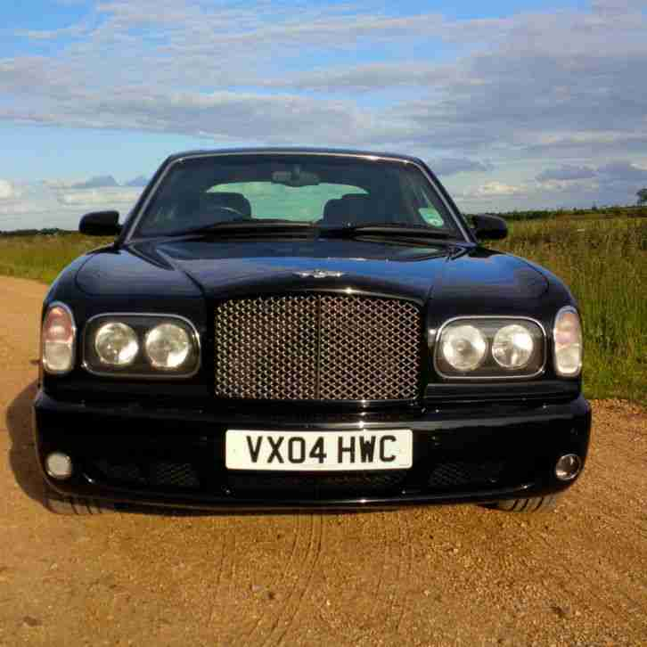 Bentley Arnarge T Mulliner
