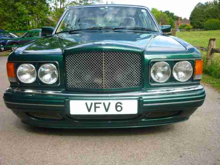 Bentley Brooklands R Mulliner No. 66 of 100 ~ 41,000 MILES