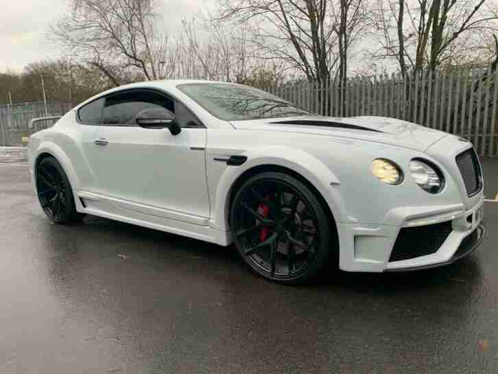 Bentley Continental 4.0 GT V8 S Auto 4WD 2dr Coupe Petrol Automatic