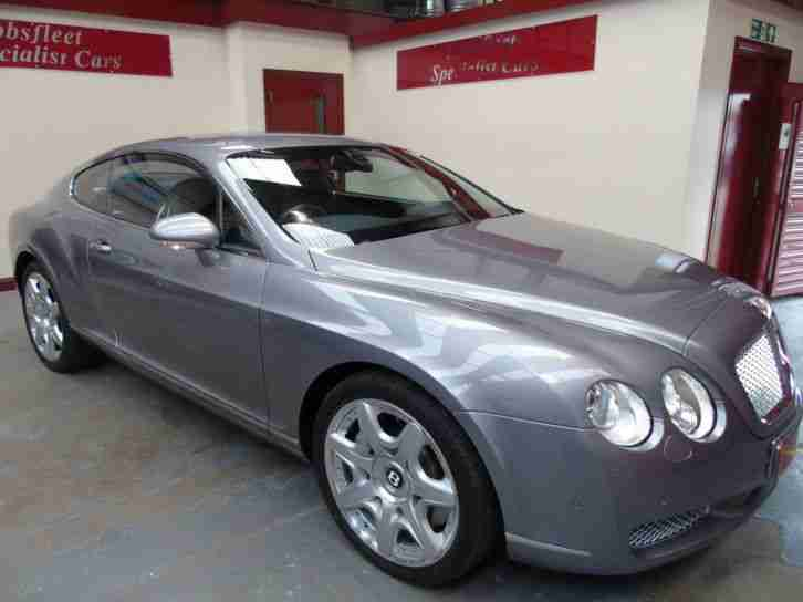 Bentley Continental 6.0 Automatic GT MULLINER EDITION 6 MONTHS ULTIMATE WARRANTY
