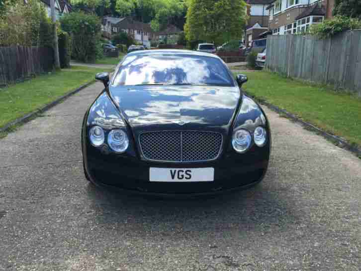 Bentley Continental 6.0 GT 2dr GT MULLINER DRIVING SPEC 2006 / 06 Reg