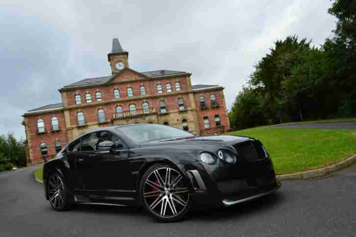 Bentley Continental 6.0 GT 2dr*XCLUSIVE BODYKIT*PX GTC*SWAP PORSCHE MERCEDES AMG