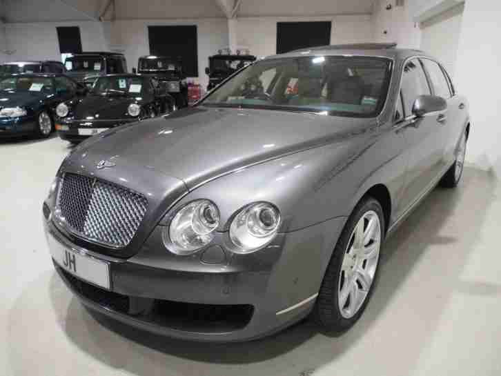bentley continental flying spur 5 seats flawless car superb car for sale. Black Bedroom Furniture Sets. Home Design Ideas