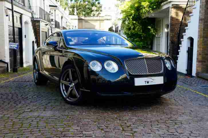 Bentley Continental GT (2004)