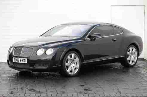Continental GT 6.0 W12 MULLINER AUTO