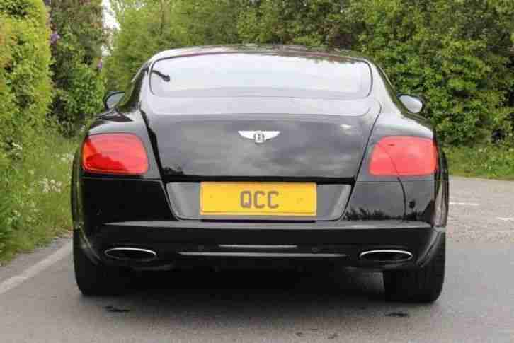 Bentley Continental GT COUPE MULLINER DRIVING SPEC
