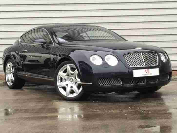 Bentley Continental GT GT MULLINER DRIVING SPEC FBSH PETROL AUTOMATIC 2005/05
