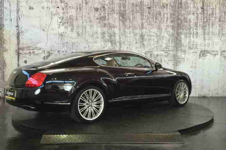 Bentley Continental GT Speed - 2010 - 1 Previous Owner