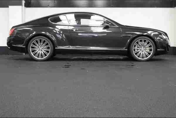 Bentley Continental GT. Bentley car from United Kingdom