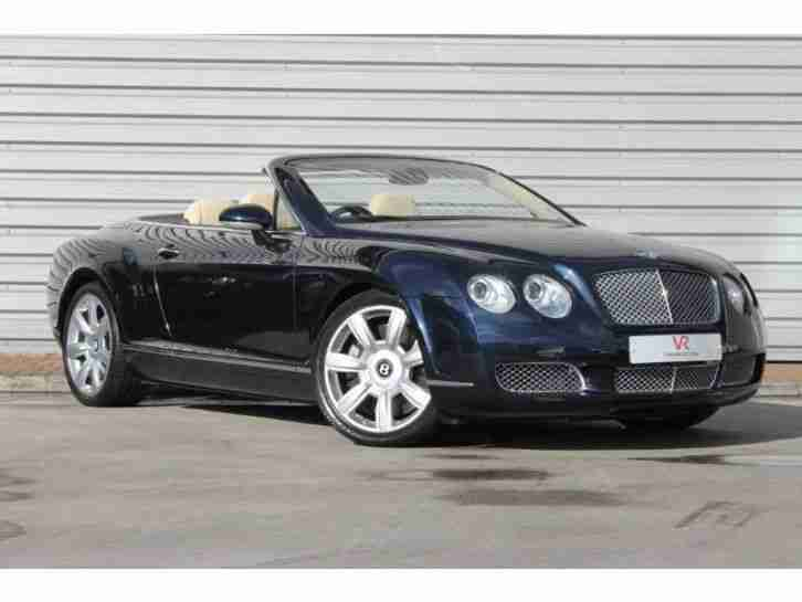 Continental GTC 6.0 W12 2dr Automatic