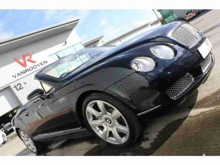 Bentley Continental GTC 6.0 W12 2dr Automatic PETROL AUTOMATIC 2006/56