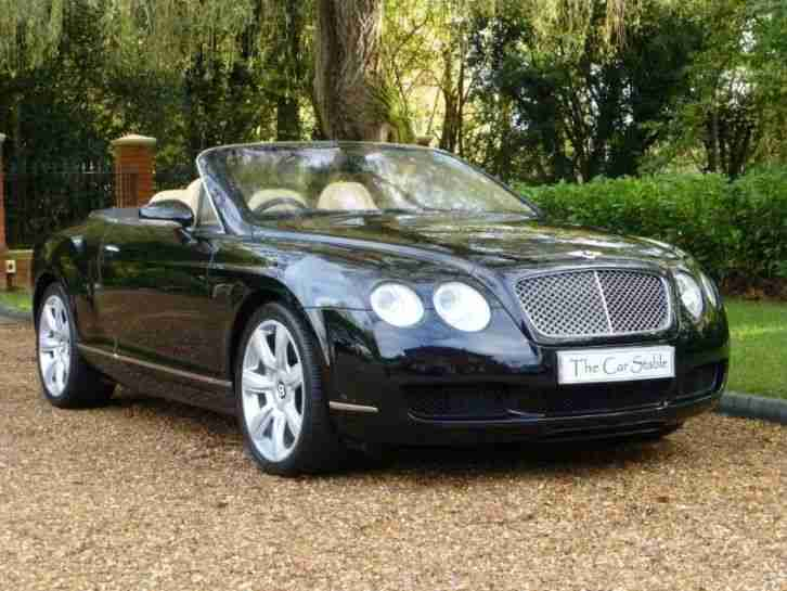 Bentley Continental GTC PETROL AUTOMATIC 2006 56. car for sale