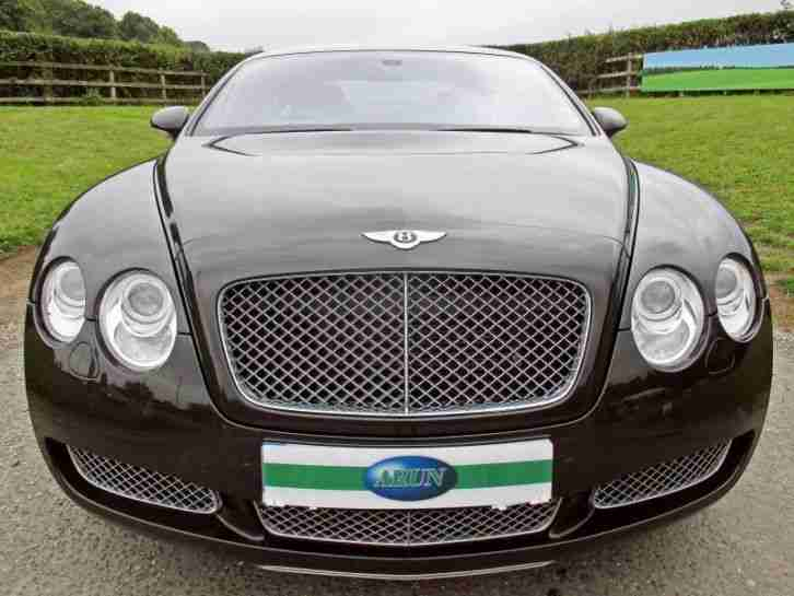Bentley Continental Gt Coupe 6.0 W12 2dr Auto Petrol Automatic 2004/54