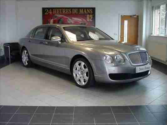 Bentley Flying Spur 6.0 W12 with Mulliner Driving Spec