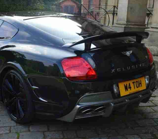 Bentley GTC Hire Prom, Wedding Arrival NOT FOR SALE. Car