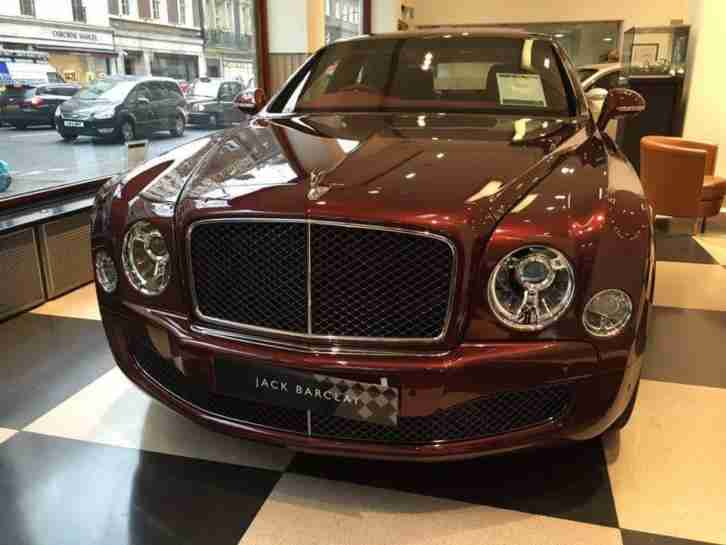 Bentley Mulsanne 6.75 Auto Mulsanne Speed