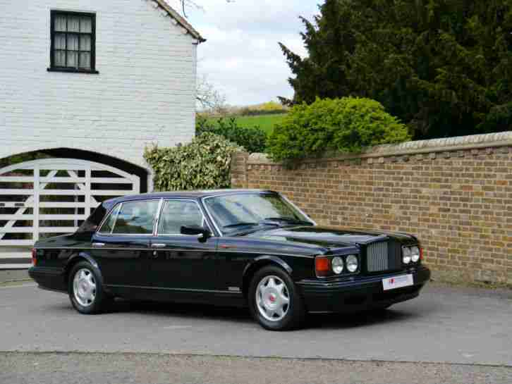 Bentley Turbo R LEFT HAND DRIVE Red Label