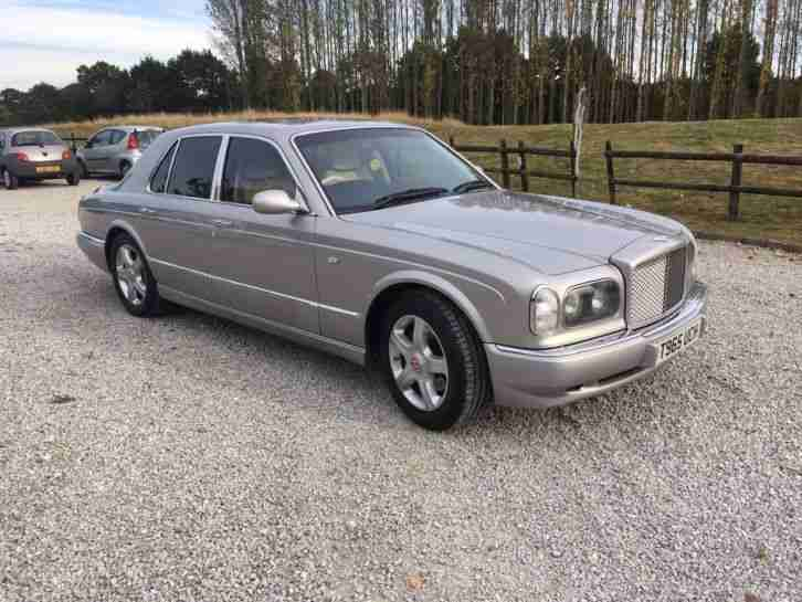 Bentley arnage green label 4.4 v8 1999 t reg in very nice cond ideal wedding car