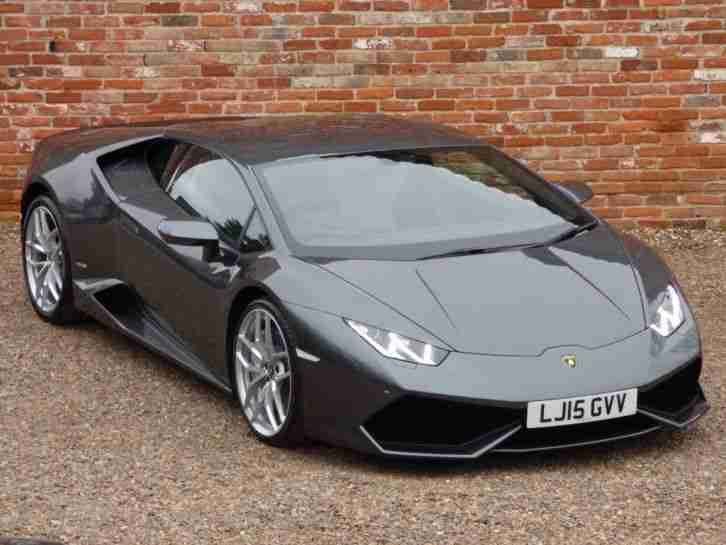 Best example Lamborghini huracan High spec