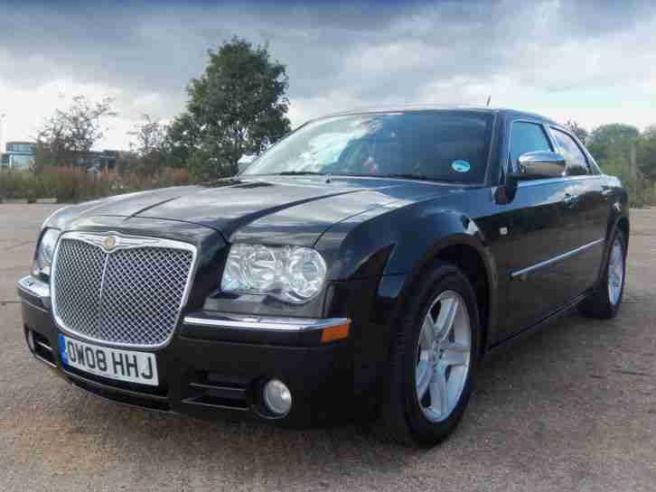 Chrysler Black 300c Navi Dvd Sunroof  Car For Sale