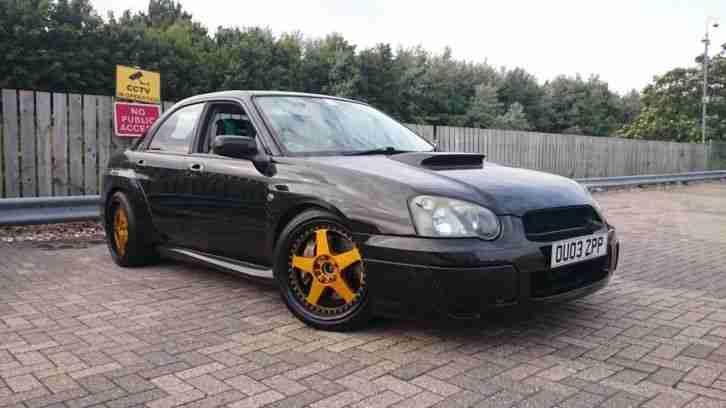 Blobeye 03 WRX. Subaru car from United Kingdom