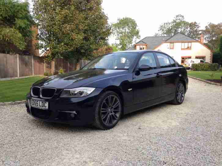 bmw 320d m sport rep lci e90 stunning condition 12 months mot full. Black Bedroom Furniture Sets. Home Design Ideas