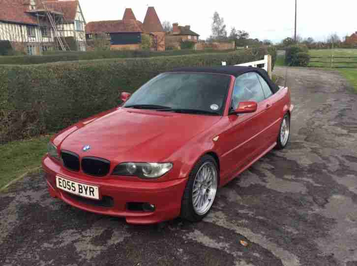 Bmw 330ci Convertible Car From United Kingdom