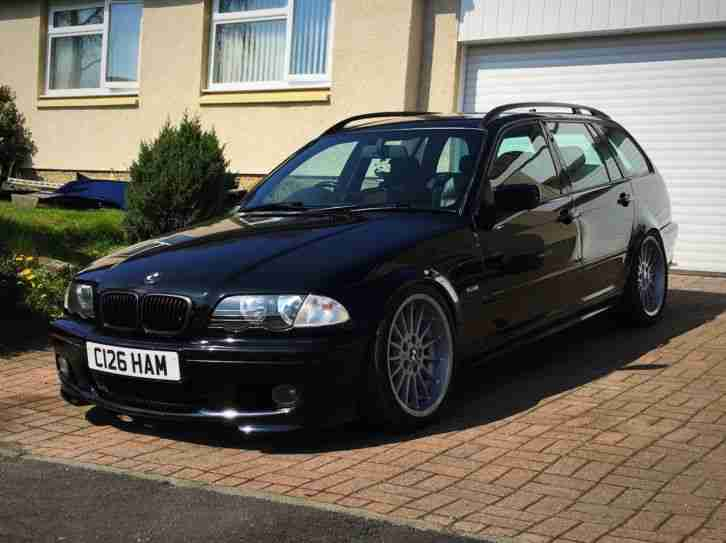 Bmw E46 M3 S54 3 2 Sport Touring Estate Drift Track Car