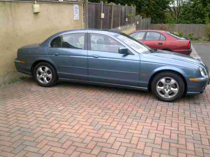 Breaking1999 JAGUAR S-TYPE V6 SE AUTO BLUE
