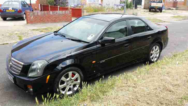 cadillac cts v model 2008 375 bhp sport top spec ever made full. Black Bedroom Furniture Sets. Home Design Ideas