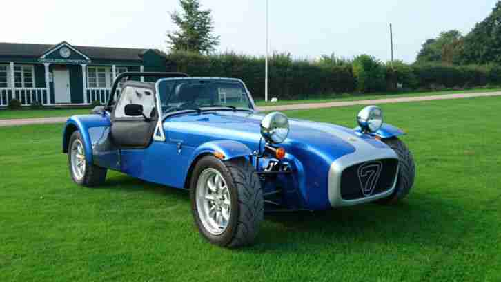 CATERHAM SEVEN ROADSPORT SV 1.8 VVC 165 BHP