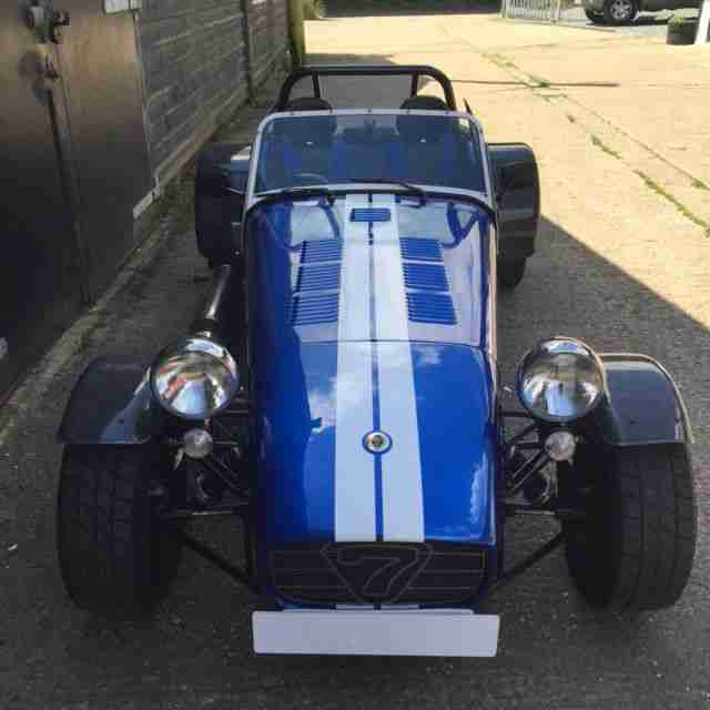 Used Caterham 7 For Sale: CATERHAM Supersport (2010). Car For Sale