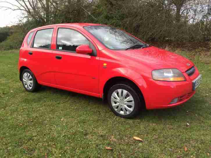 CHEAP 62k MILE 1.2 KALOS 5 DOOR 8