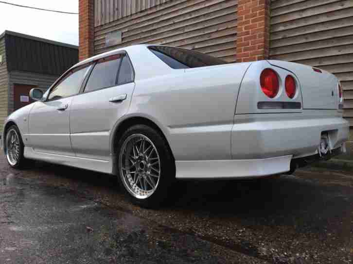 nissan cheap import jdm skyline r34 turbo rb25det 5 speed immaculate. Black Bedroom Furniture Sets. Home Design Ideas