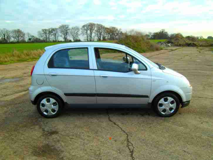 CHEVROLET MATIZ 2009/59 5 DOOR 28000 MILES