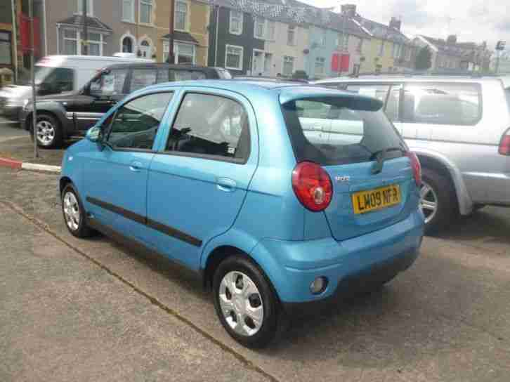 chevrolet matiz se plus 2009 petrol manual in blue car for sale. Black Bedroom Furniture Sets. Home Design Ideas