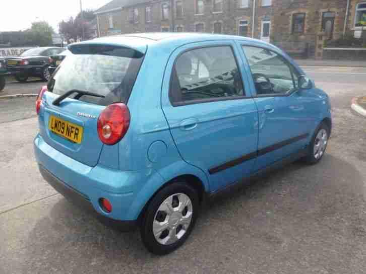 chevrolet matiz se plus 2009 petrol manual in blue car for sale. Black Bedroom Furniture Sets. Home Design Ideas
