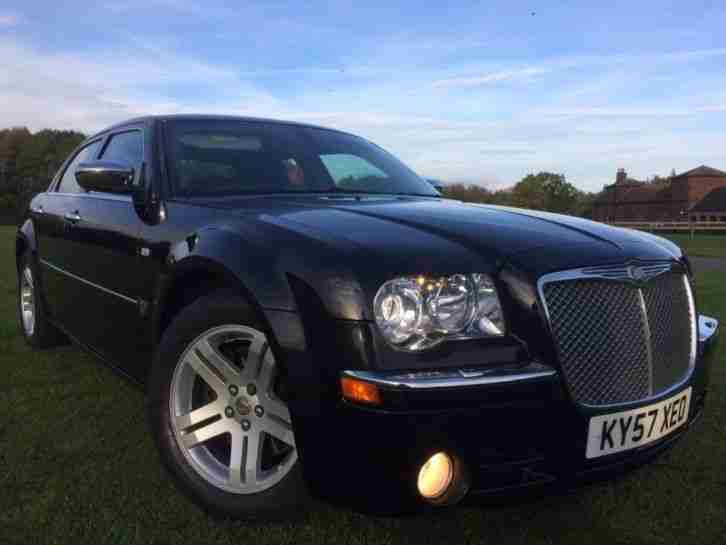 Chrysler 300c 2007 57 35k miles 3 0 v6 automatic diesel for Chrysler 300c diesel