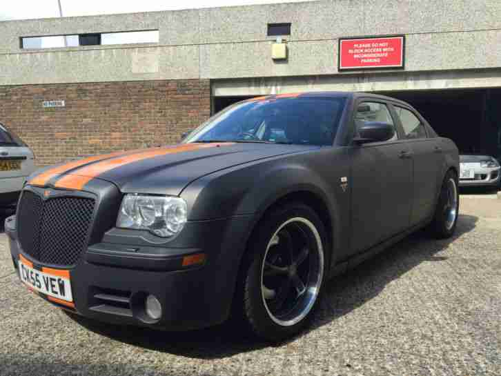Chrysler 300c 5 7 v8 hemi lpg hotrod classic cars american for American classic auto sales