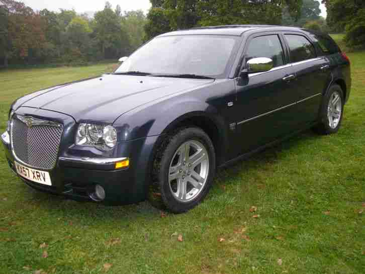 Chrysler 300c crd diesel auto estate 2007 only 78k totally for Chrysler 300c diesel